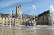 Dijon, Place de la Libération 01 © Office de Tourisme de Dijon - Atelier Démoulin
