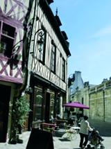 Dijon, Quartier Vauban 03 © Office de Tourisme de Dijon - Atelier Démoulin