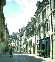 Dijon, Rue des Forges 03 © Office de Tourisme de Dijon - Atelier Démoulin