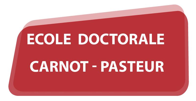 Ecole Doctorale CARNOT - PASTEUR (ED 553)
